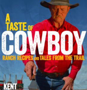 Kent Rollins cookbook
