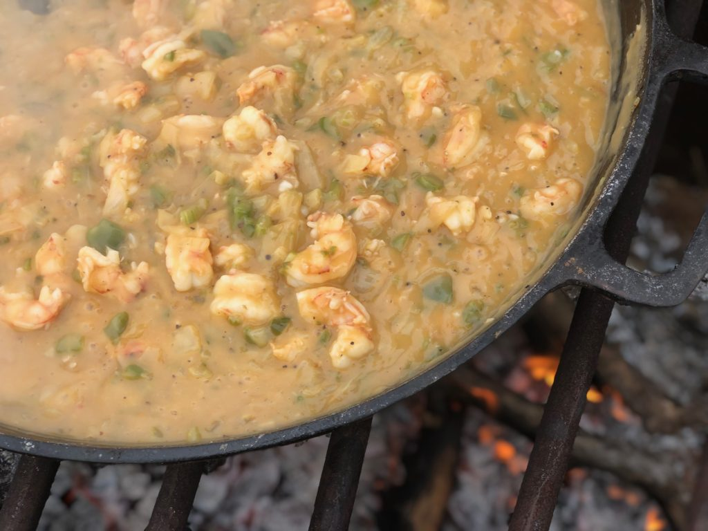 Cowboy Cajun Etouffee With Flavorful Thick Roux Kent Rollins
