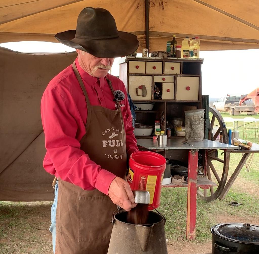 Cowboy Coffee
