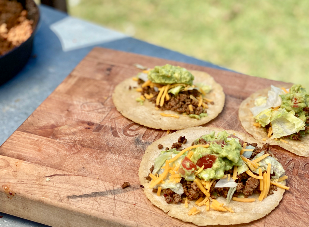 Authentic Tacos With Homemade Corn Tortillas Kent Rollins
