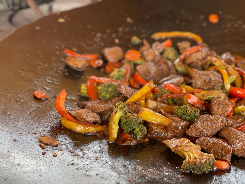 Authentic Japanese Beef Stir-Fry