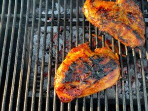 Kent Rollins Grilled Chicken