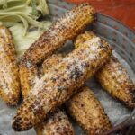 Kent Rollins Grilled Street Corn