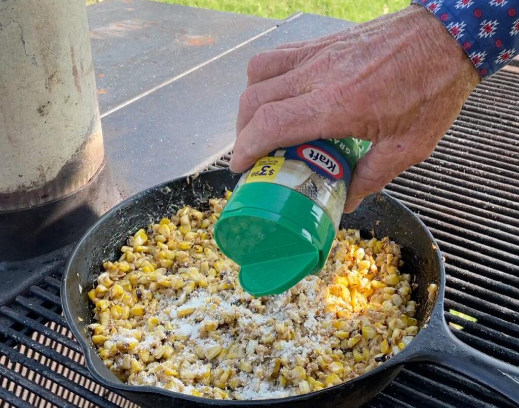 Kent Rollins Hot Corn Salsa
