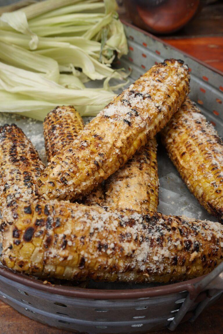 Kent Rollins Mexican Street Corn