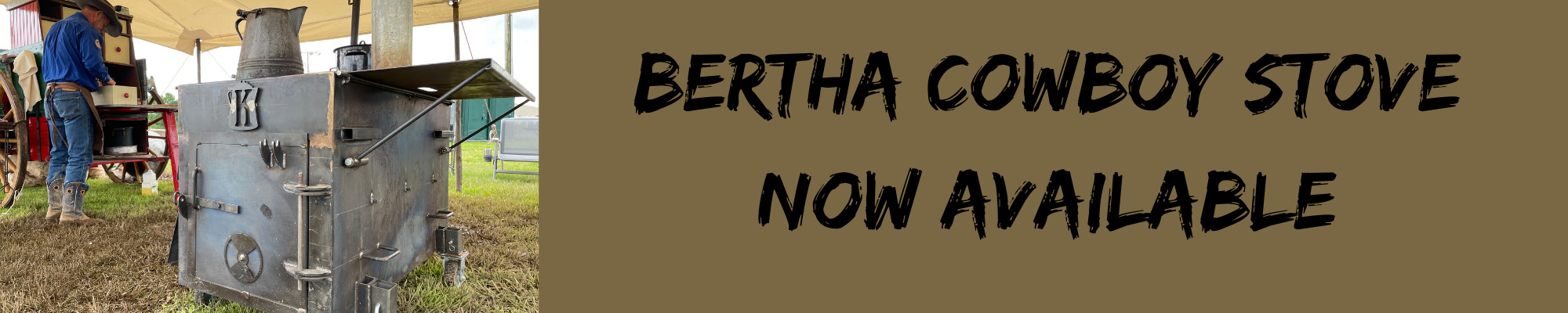 Bertha Grills Coming Soon