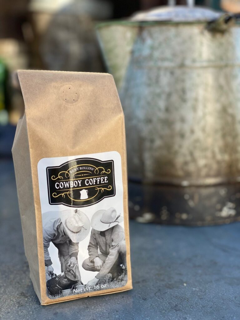 Kent Rollins Cowboy Coffee