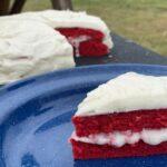 Kent Rollins Red Velvet Cake