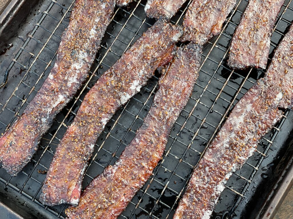 Candied Jalapeno Bacon