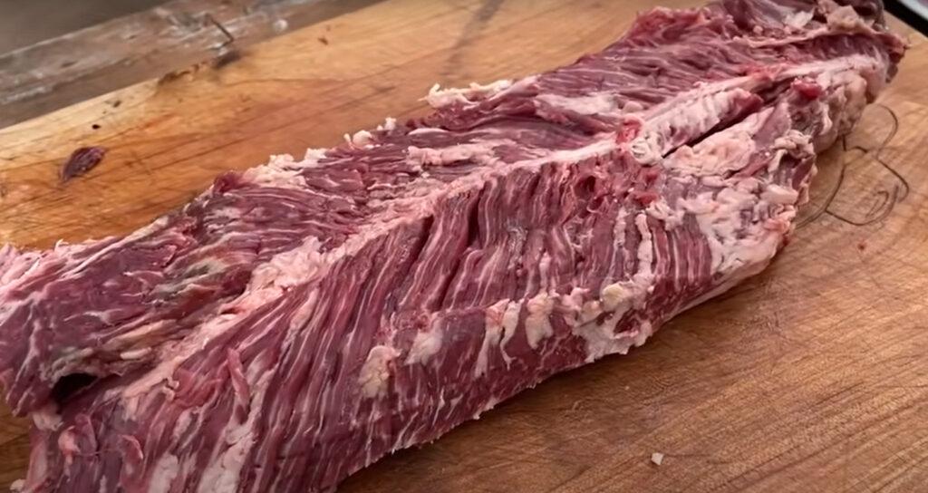 Kent Rollins Trimmed Hanger Steak